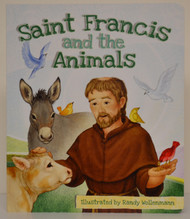 St. Francis and the Animals, Board Book