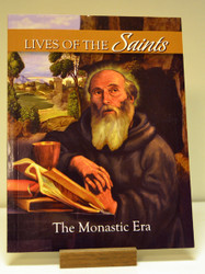 Lives of the Saints - The Monastic Era Pamphlet, pb, ages 5-9