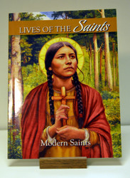 Lives of the Saints - Modern Saints Pamphlet, pb, ages 5-9