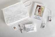 First Holy Communion Purse Set with 6 Pieces