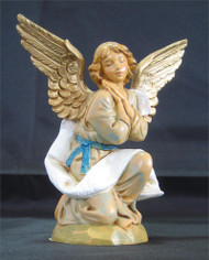 "Kneeling Angel - From The 5"" Fontanini Nativity Collection"
