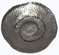 Large Hammered Dish -2