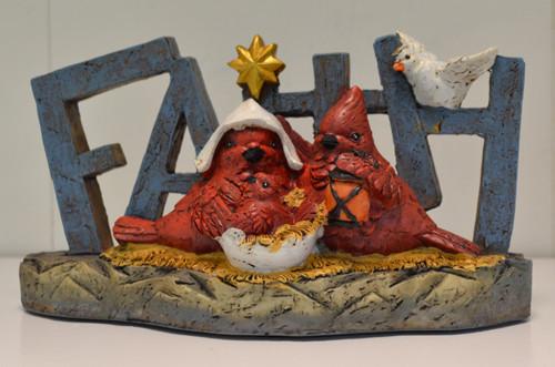Faith & Cardinal Nativity