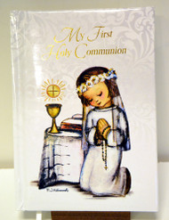 Girls First Holy Communion Book