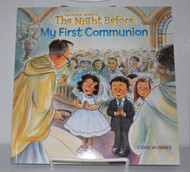 The Night Before My 1st Communion, by Natasha Wing