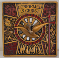 Confirmed square plaque - js