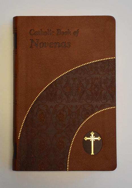 Catholic Novenas, Large Type