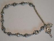 rosebud bracelet