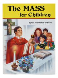 Mass for Children cover