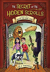 Race to the Ark, Book 2 of The Secrets of the Hidden Scrolls series