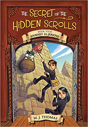 Journey to Jericho, Book 4 of The Secret of the Hidden Scrolls series