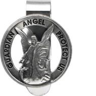Lisa's Catholic Treasures, CA Gift Guardian Angel Visor Clip