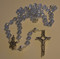 Lisa's Catholic Treasures, Contreras, BLue rosary