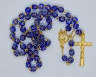 Lisa's Catholic Treasures, Contreras, Blue luminous lit