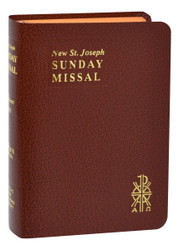 Lisa's Catholic Treasures, ST. Joseph Sunday Missal