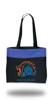 Chennai Super Kings Tote Bag