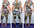 2014 Rompers Bandage Bodycon Party Wear