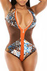 BrytCouture Sexy One Pieces Swimsuit