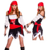Pirate Cosplay Viking Warrior Sexy Party Outfit / Haloween Costumes - Women