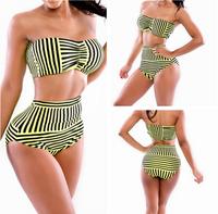 Gorgeous 2 Piece Bikini Beach Swimwear