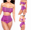 Gorgeous 2 Piece Bikini Beach Swimwear - Pink