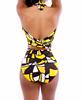 Twisted High Waist Bikini Swimwear