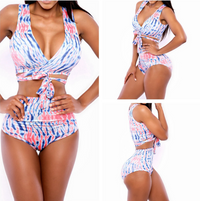 Gorgeous 2 Piece Bikini Swimsuit