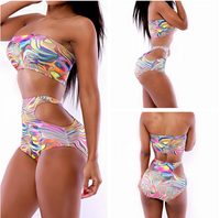 Push Up 2 Piece Bikini Swimwear