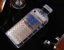 Absolut Vodka Bottle Luxury iPhone Case Blue
