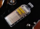 Absolut Vodka Bottle Luxury iPhone Case Yellow