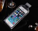 Absolut Vodka Bottle Luxury iPhone Case Front