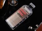 Absolut Vodka Bottle Luxury iPhone Case Pink