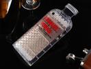 Absolut Vodka Bottle Luxury iPhone Case Red