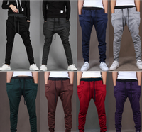 Harem Men's Drawstring Vogue Sweat Pants