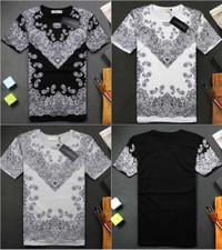 Men Hip Hop Street Tee Shirts
