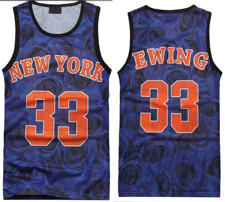 3D Floral Print New York Ewing 33 Slim Fit Vest