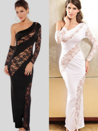 Glamorous Diva Evening Dress Casual Maxi Dress