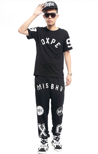 MISBHV XC Nineties KTZ Hip Hop Harem Sweatpants