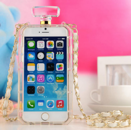 Luxury Chanel Perfume Bottle iPhone 6 and 6 Plus Case