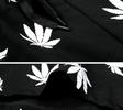 Pot Weed Marijuana Print Unisex Shorts