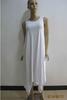 Explosion Women Sleeveless Night White Dress