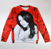 Aliyah Forever 3D Print Pullover Sweater