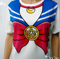 Harajuku Moon Sailor T-Shirt
