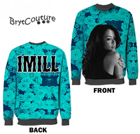 Aliyah Forever 3D Print 1 MiLL Pullover Sweater