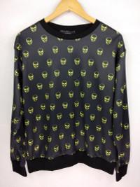 Skull Unisex Pullover Sweater