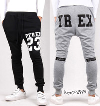 Pyrex 23 Drop Crotch Sweatpants