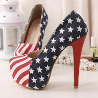 High Stilletto Heels Women Shoes
