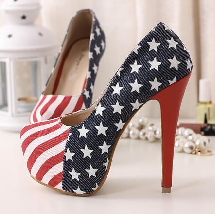 High Stilletto Heels Women Shoes