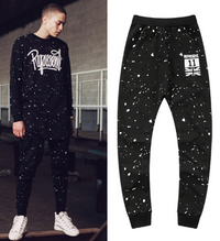Represent Men's Drop Crotch Harem Hip Hop Pant