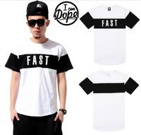 Hip Hop G-dragon Supreme Casual Streetwear T-Shirts